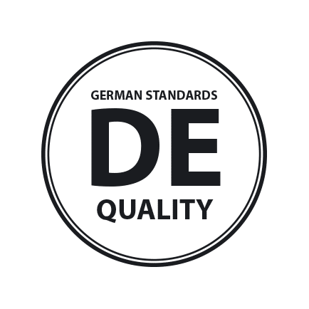 German Standards DE Quality