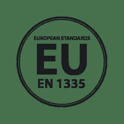 European Standards EN 1335