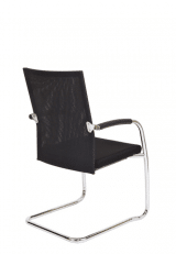 Meeting chair number 25 (back view)