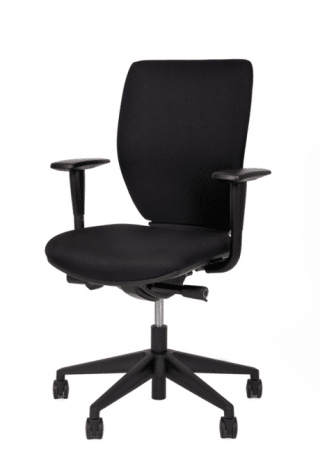 Black Office chair number 34
